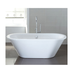 Double-ended-freestanding-bath