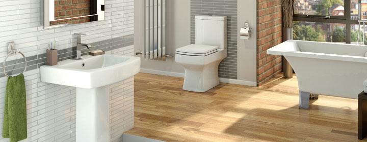 Bathroom Suite at Bella Bathrooms
