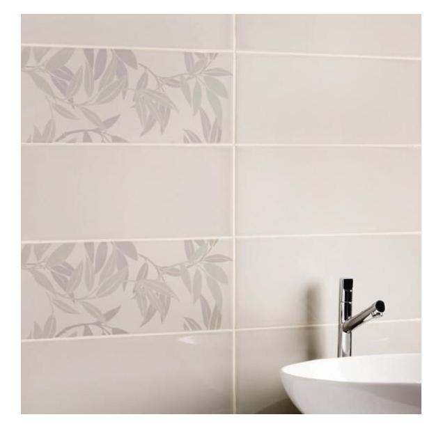 New Ivory Bathroom Wall Tile This Range Of Polished Porcelain Tiles