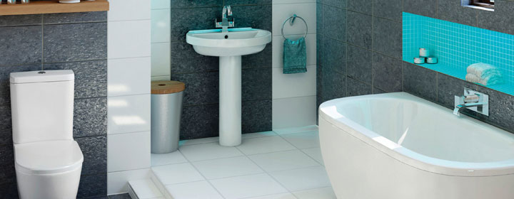 Luxury but Affordable Bathroom Suites