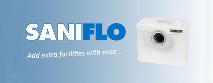 Saniflo – Latest technology for compact lifting stations