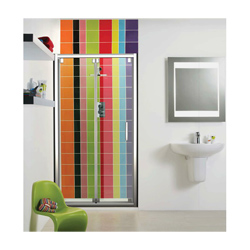 Bi-fold-Shower-Door