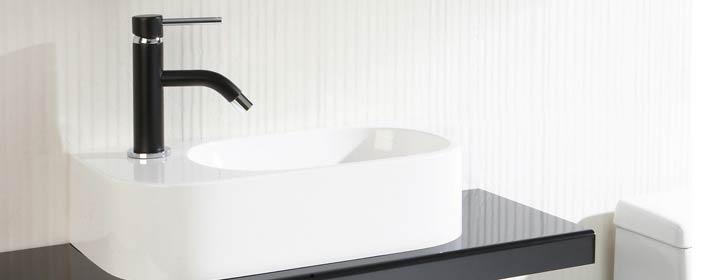 Cassino Cloakroom Bathroom Furniture