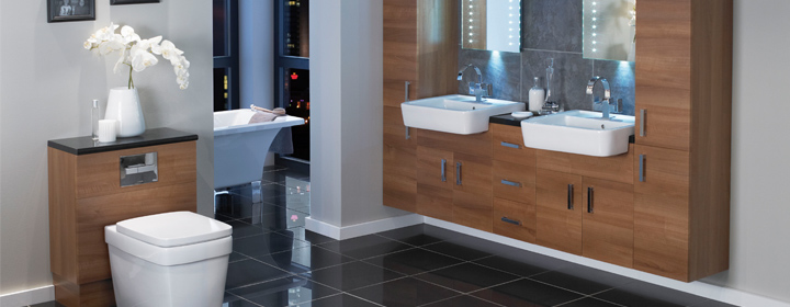 Keep your bathroom co-ordinated with Bathroom Furniture
