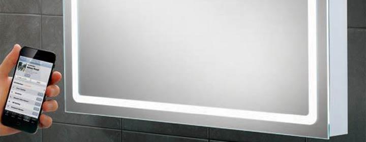Bathroom Mirror Technology