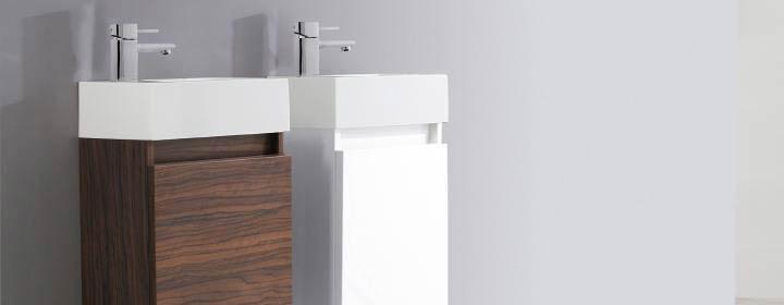 Ultra Wall Hung Bathroom Furniture