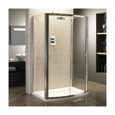 Bow Fronted Shower