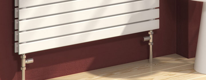 Warm up this winter with Radiators from Bella Bathrooms