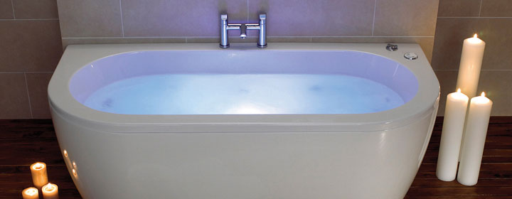 Whirlpool Baths at Bella Bathrooms