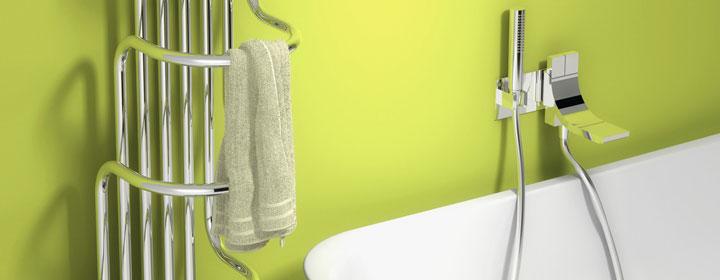 The Luxury of Heated Towel Rails