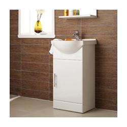 small cloakroom ideas designs bella bathrooms blog. Black Bedroom Furniture Sets. Home Design Ideas