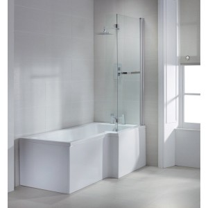 Shower Baths For A Smaller Bathroom Space Bella