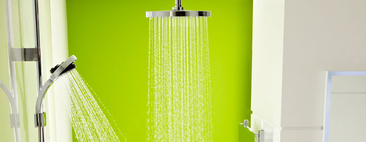 The Digital Revolution Reaches Showers
