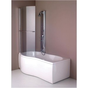 Superieur Whirlpool Shower Bath