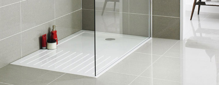 Shower Tray Technology: Pearlstone Shower Trays
