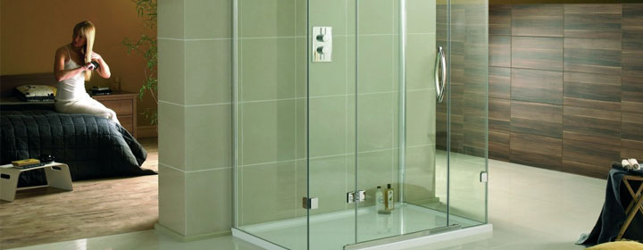 Bella Bathroom's selection of Shower Enclosures