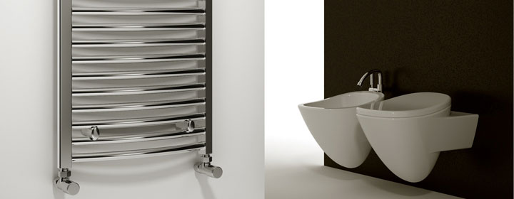 Huge Selection Heated Bathroom Towel Rails