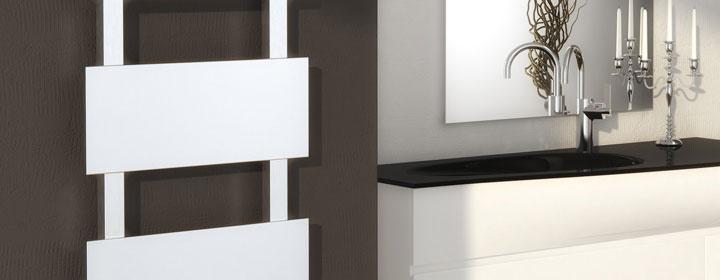 High quality heated towel rails at bella bathrooms for Bella bathrooms