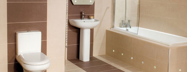 A guide to planning and installing your new bathroom suite
