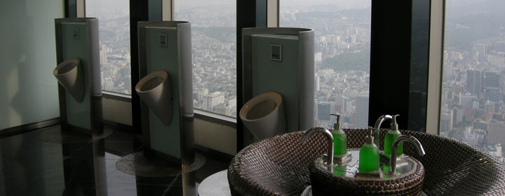 Inspiring Toilets from Around the World