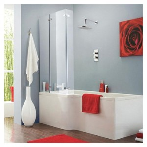 choose baths over shower enclosures shower over bath