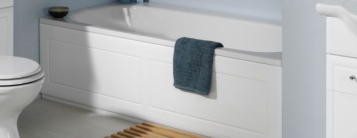 Choosing the perfect bath panels for your bathroom