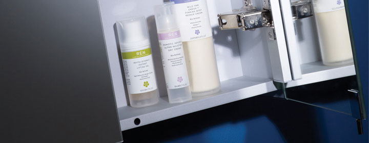 How To: Organise Your Bathroom Cabinet