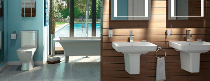 The modern Bathroom Suite trends of 2013