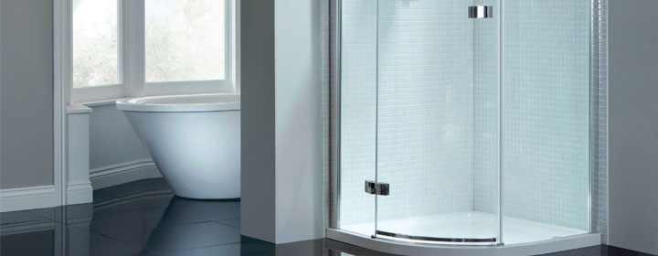 Shower Enclosures: Then and Now