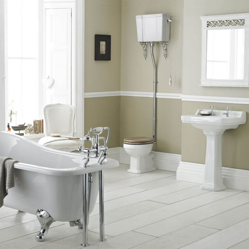 Neutral Colour Palette bathroom