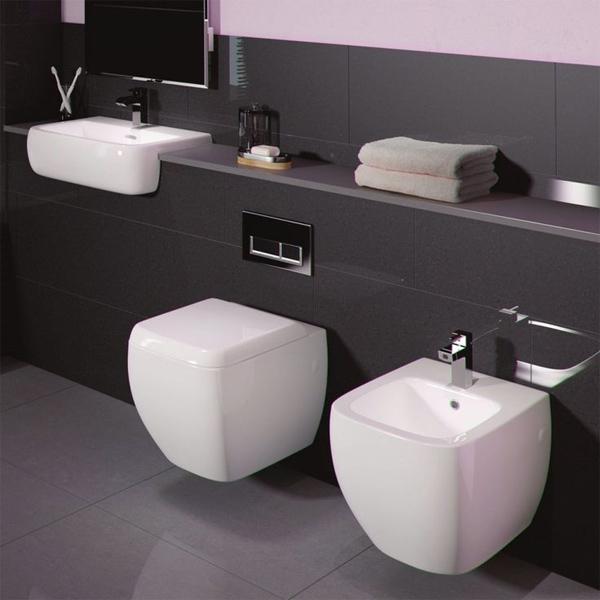 Wall Hung Toilets - RAK Metropolitan Toilet