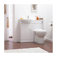 Toilet & Basin Unit
