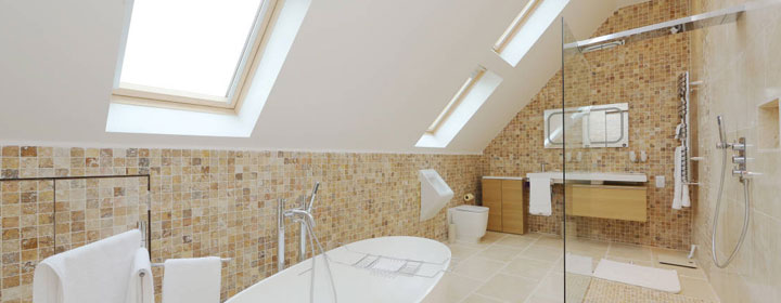 How to Install a Loft Conversion Bathroom