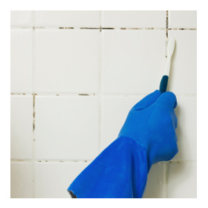 How to Clean Grout in a Shower