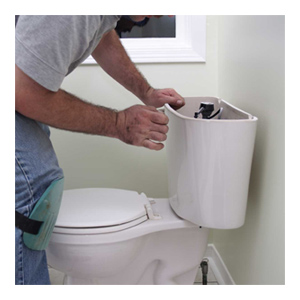 Replacing a Toilet Cistern