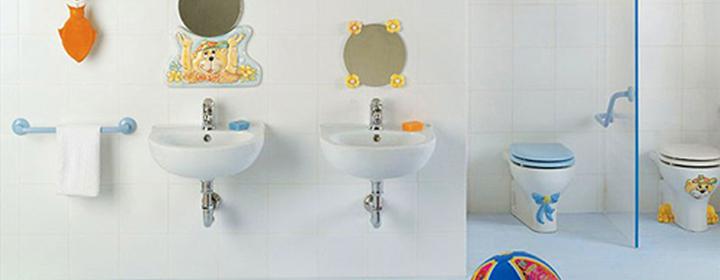 Child Friendly Bathroom