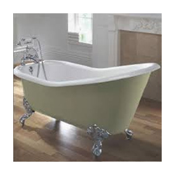 April Slipper Bath