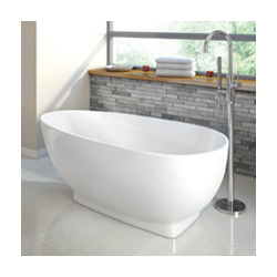 Steel baths vs acrylic baths bella bathrooms blog for Steel bath vs acrylic