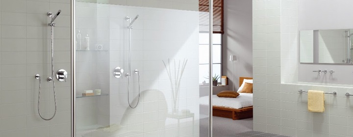 Wet Room Ideas - Panel