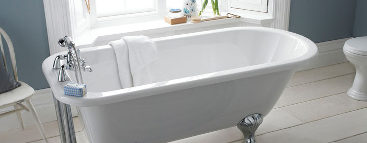 Buyers Guide to Freestanding Bathtubs