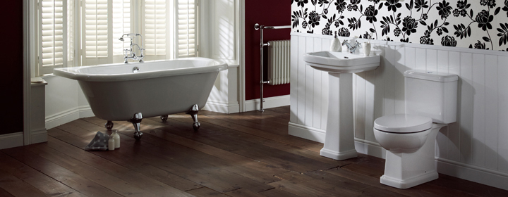 Frontline Hampshire Bathroom Suite