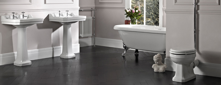Tavistock Vitoria Bathroom Suite