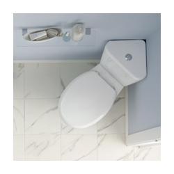 Small Corner Toilets For Small Bathrooms | Winda 7 Furniture