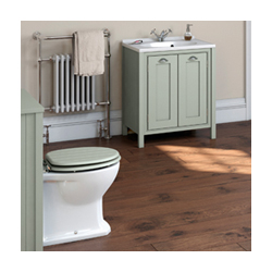 Moods Picasso Pistachio Bathroom Furniture