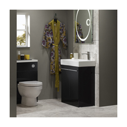 Tavistock Kobe Black Bathroom Furniture