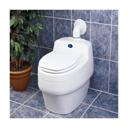 Waterless Toilet - Compost Toilet