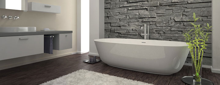 contemporary bathroom designs uk