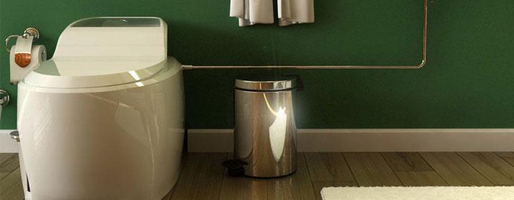 Waterless Toilets
