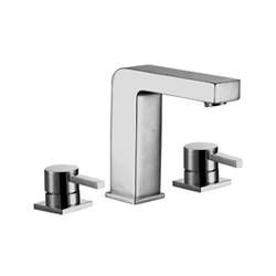 Bathroom Taps: Frontline Pano