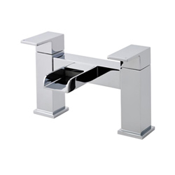 Bathroom Taps: Premier Waterfall